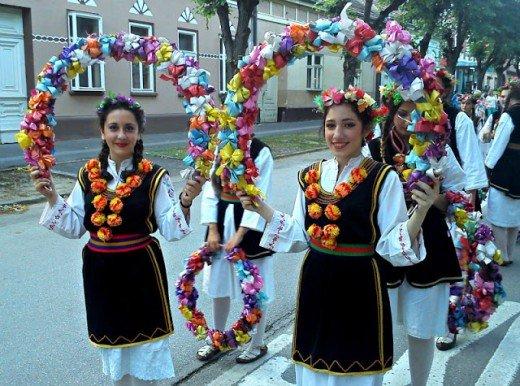 Karneval cveća u Beloj Crkvi - foto Kristina Gašpar - Recepti i Kuvar online