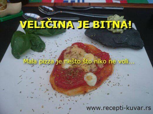 Pizza - Recepti i Kuvar online - Pixabay