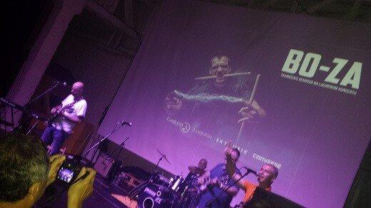 Lagunin koncert RnR Aveti prošlosti, za bendove 40+