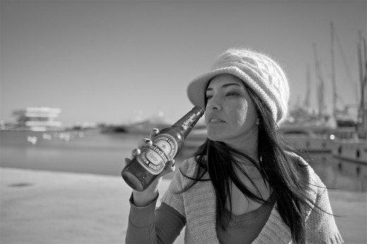 Da li bi žene trebalo da piju pivo? - Recepti i Kuvar online - Pixabay