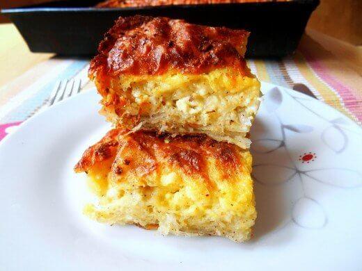 Hrono pita sa sirom - Javorka Filipović - Recepti i Kuvar online