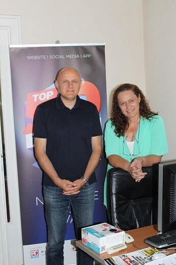 Intervju sa... Vesna Čarknajev, direktorka PC Press - Recepti i Kuvar online