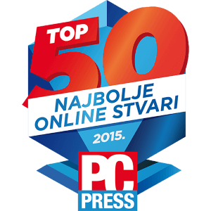 Recepti i Kuvar online među najboljih 50 sajtova u Srbiji za 2015. godinu - u izboru PC Press