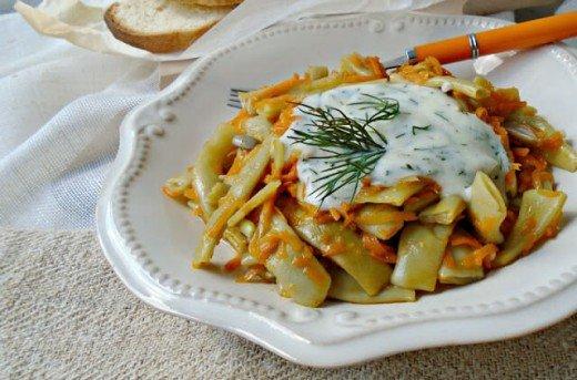 Recept za subotnji ručak: boranija i sos od mirođije - Kristina Gašpar - Recepti i Kuvar online