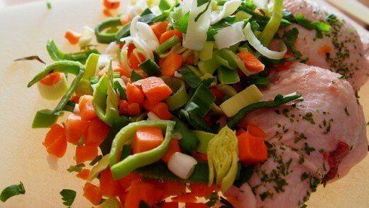 Belo živinsko meso sa povrćem - Hrono ishrana na francuski način - Recepti i Kuvar online - Pixabay