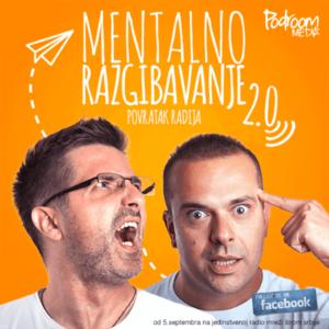 Mentalno razgibavanje 2.0 od septembra