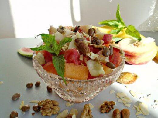 Voćna salata umesto obroka - da ili ne? - Kristina Gašpar - Recepti i Kuvar online