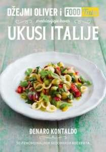 Za najbolji recept meseca septembra knjiga Ukusi Italije, Đenaro Kontaldo - Vulkan izdavaštvo