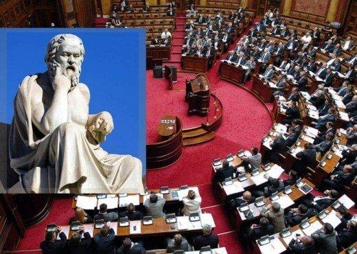 Da li je Sokrat bio u pravu? - Zoran Modli