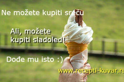 Ne možete kupiti sreću, ali možete kupiti sladoled - Pixabay