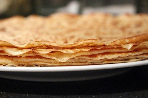 Recept za palačinke - kako izbeći uobičajene greške? - Pixabay
