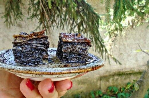 Pita sa makom - Kristina Gašpar - Recepti i Kuvar online