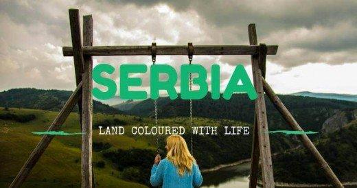 Zemlja obojena životom - zadivljujući video dvoje turista o Srbiji - www.turistickisvet.com - printscreen