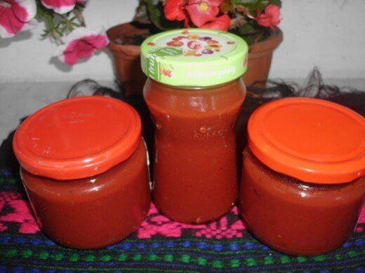 Domaći kečap - Zorica Stajić - Recepti i Kuvar online