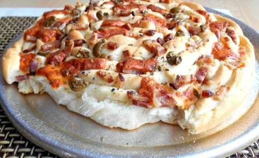 Puž pizza - Javorka Filipović - Recepti i Kuvar online