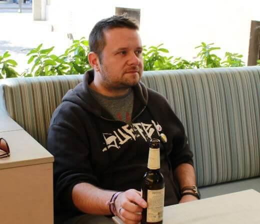 Intervju sa... Marko Vidojković, pisac