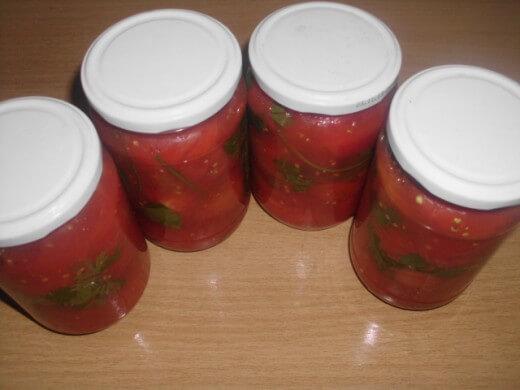 Pasirani domaći tomatelo - Zorica Stajić - Recepti i Kuvar online