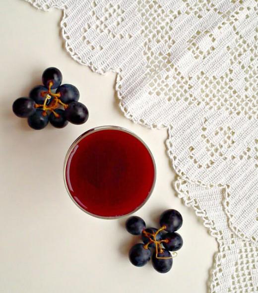 Sok od grožđa - Kristina Gašpar - Recepti i Kuvar online