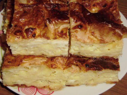 Pita sa sirom i tikvicama - Jelena Nikolić - Recepti i Kuvar online