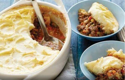 Domaća pastirska pita - idealna za nedeljni ručak