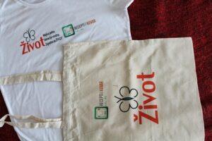 Za najbolje recepte meseca oktobra - poklon je Majica jedna donacije vredna - Recepti i Kuvar online