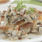 Svinjski kotleti sa šampinjonima - hrono ishrana - Recepti i Kuvar online - La Fourchette & Bikini - printscreen