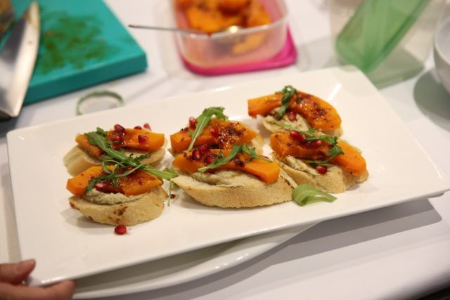 Bruskete sa bundevom i humusom - Humus pronašao svoje mesto na domaćoj trpezi - Recepti i Kuvar online
