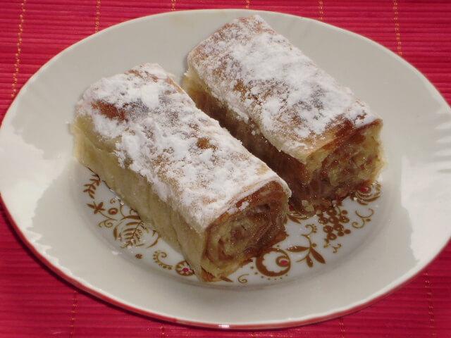 Pita sa dunjama i jabukama - Jelena Nikolić - Recepti i Kuvar online