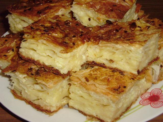 Gibanica - Jelena Nikolić - Recepti i Kuvar online