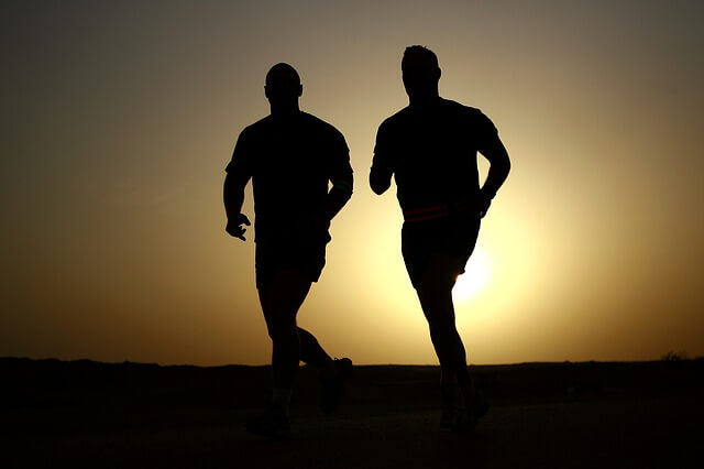 Jesen je pravo vreme za trčanje - Pixabay