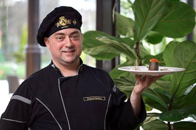 """Šef kuhinje hotela """"Izvor"""" postao """"Ambasador ruske kuhinje 2017"""""""