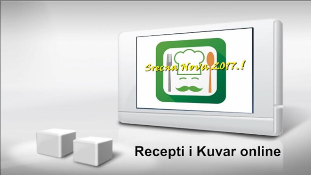 Srećna Nova 2017. godina! - Recepti i Kuvar online