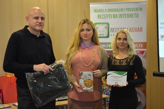 Najbolji recept godine - salata Crvenkapa autora Snežane Kitanović - Recepti i Kuvar online