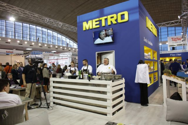 METRO Cash & Carry na HoReCa sajmu okupio profesionalce pod jednim krovom
