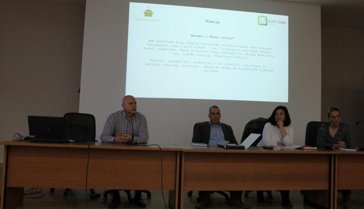 Održana prezentacija projekta i knjige Tradicionalni recepti domaće srpske kuhinje