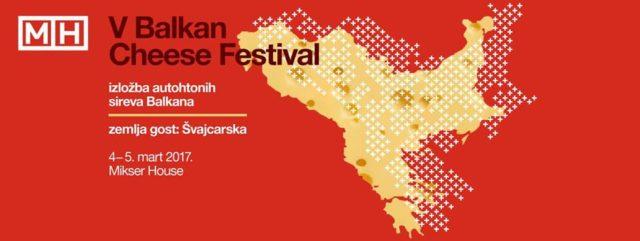 Festival sireva Balkana prvog vikenda marta u Beogradu