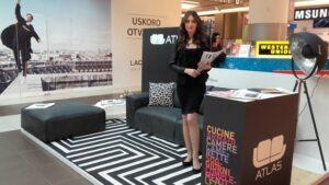 Otvoren mini sajam italijanskih brendova u okviru Dana italijanskog dizajna u Beogradu -2.3.2017.