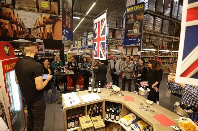 Dani britanskih piva u Metro Cash & Carry centru
