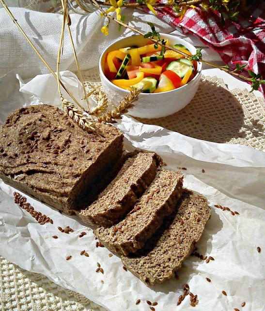 Laneni hleb - Kristina Gašpar - Recepti i Kuvar online
