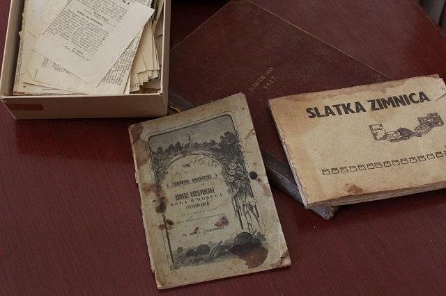 Stare knjige i publikacije - u vlasništvu Narodnog muzeja u Zrenjaninu