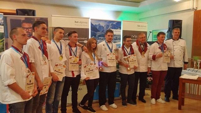 Srpski kuvari briljirali na Internacionalnom kulinarskom takmicenju u Sloveniji - turistickisvet.com