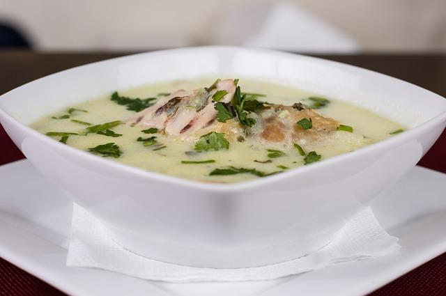Starinska bela pileća supa od zeleni - Recepti i Kuvar online - Pixabay
