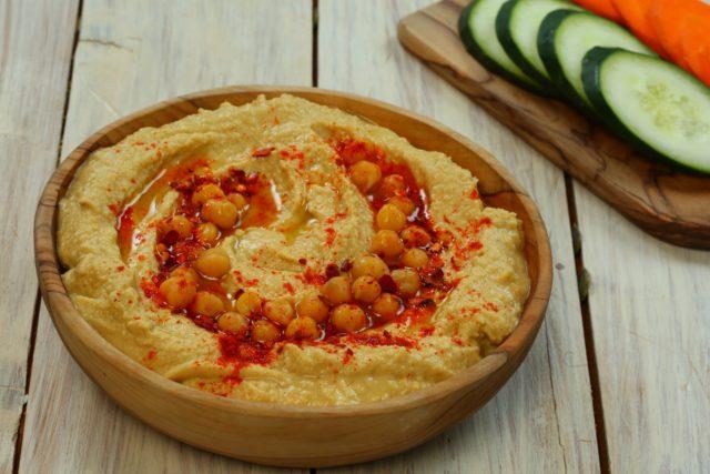 13. maj - Svetski dan humusa
