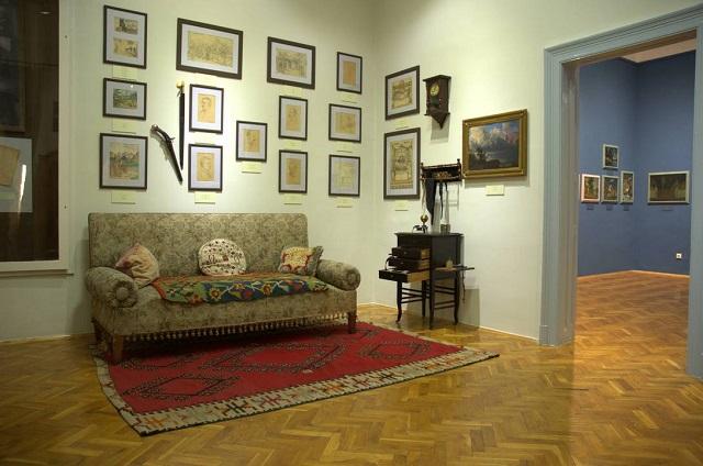 Narodni muzej Zrenjanin - legat Uroša Predića