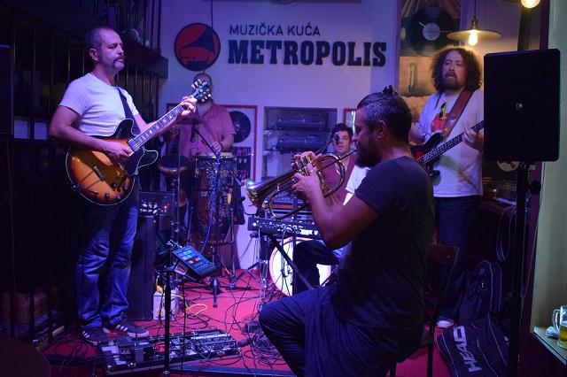 Metropolis Music - promocija Konzilium