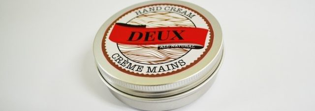 Deux All Natural hand creme