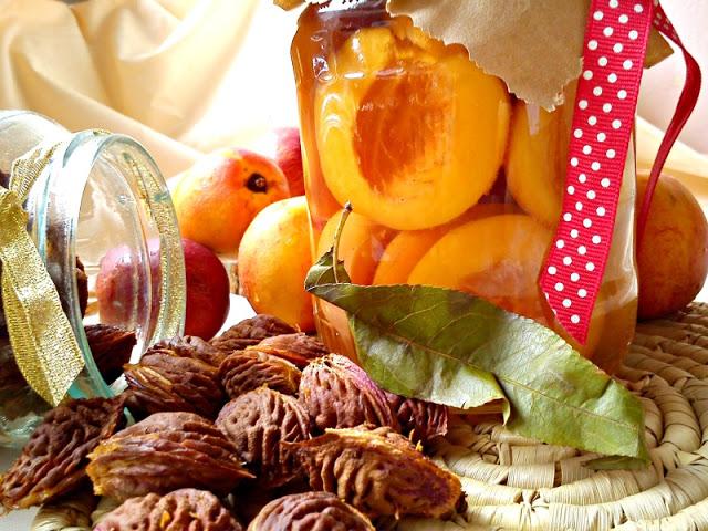 Kompot od nektarina - Kristina Gašpar