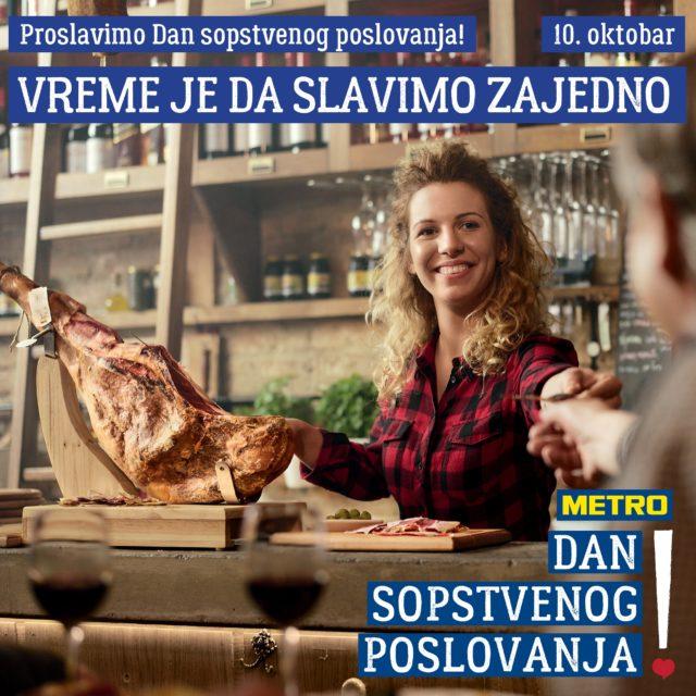 Dan kada svi preduzetnici širom sveta nude specijalne ponude - Dan sopstvenog poslovanja - Metro Srbija
