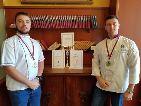 Grand Prix za kragujevačke kulinare na takmičenju ''Ukusi Vojvodine''