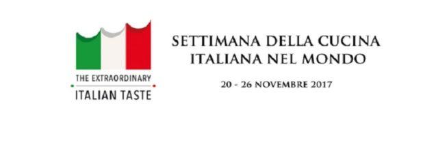Druga nedelja italijanske kuhinje u svetu
